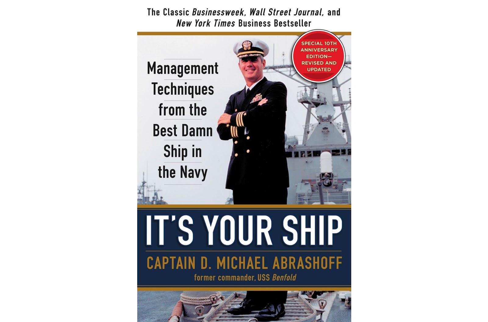 It's Your Ship Captain Abrashoff