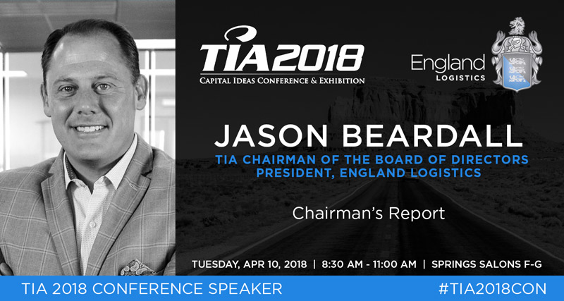 Jason Beardall TIA 2018