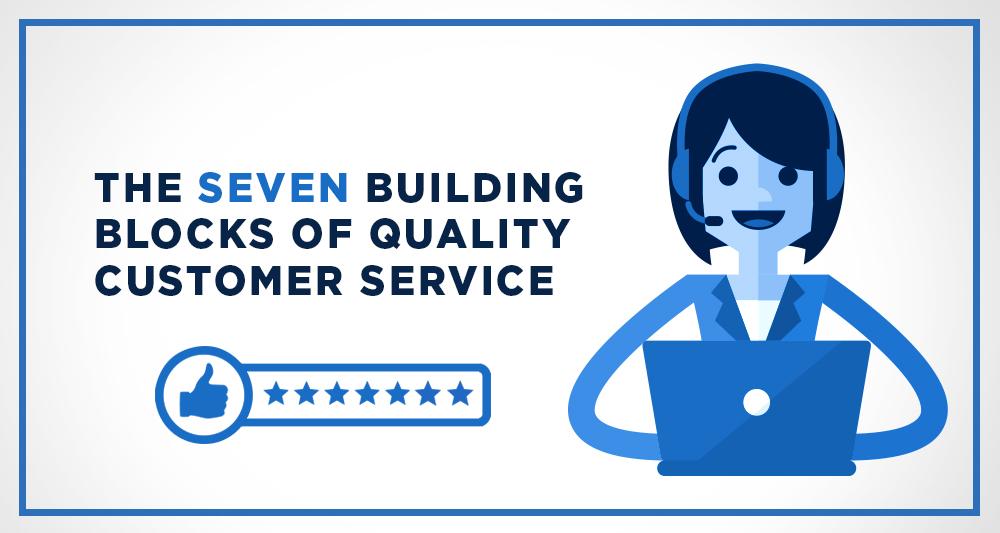 Building Blocks of Customer Service Relationships