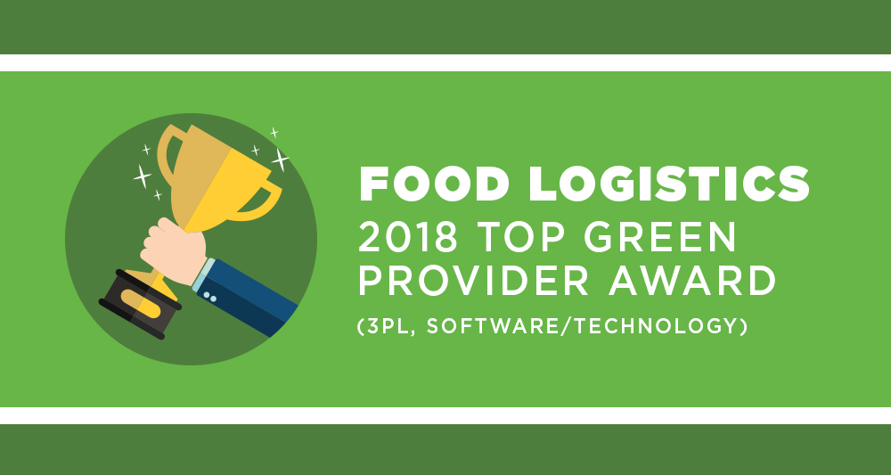 Food Logistics Top Green Provider