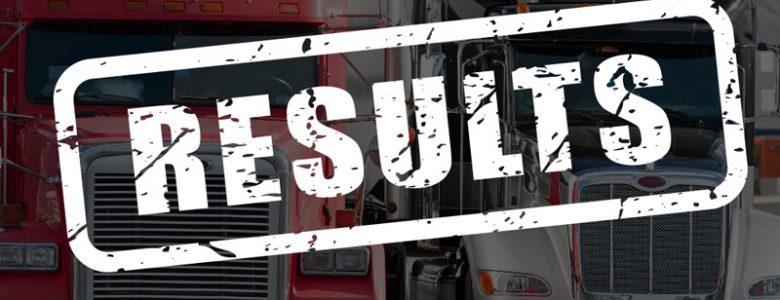 CVSA Roadcheck Results