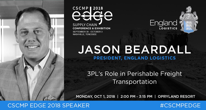CSCMP Jason Beardall Speaker