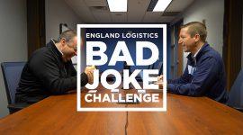 Bad Joke Challenge England Logistics