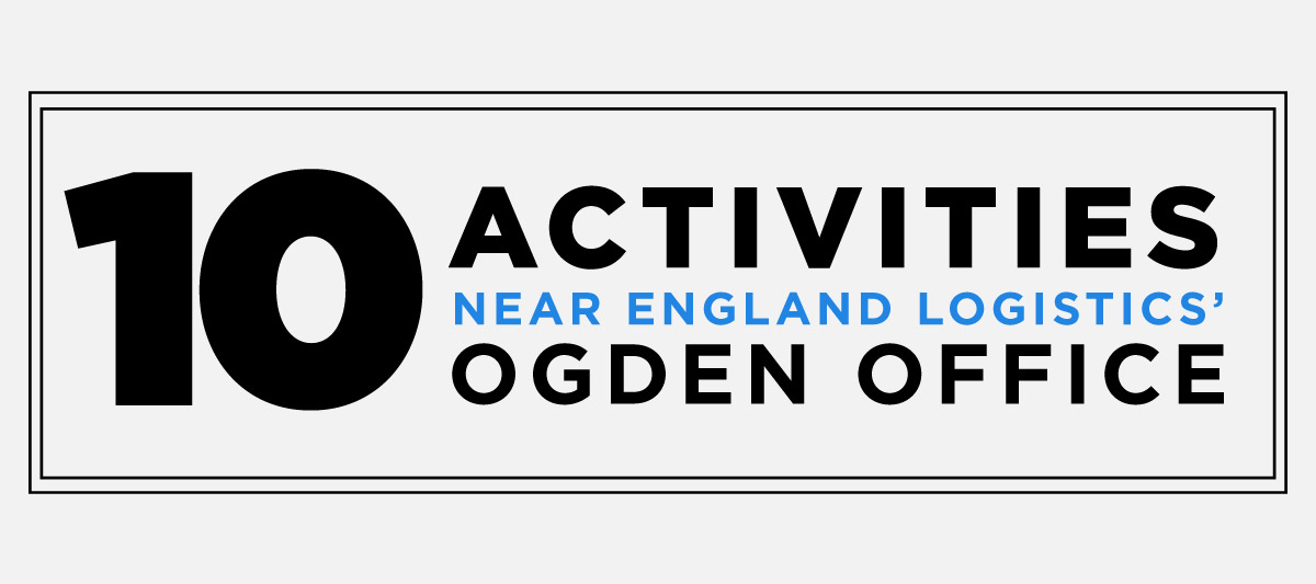 Ogden Activities Near England Logistics Office