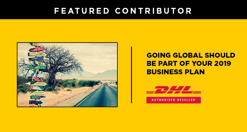 DHL Going Global Business Plan 2019 | Sales and Marketing