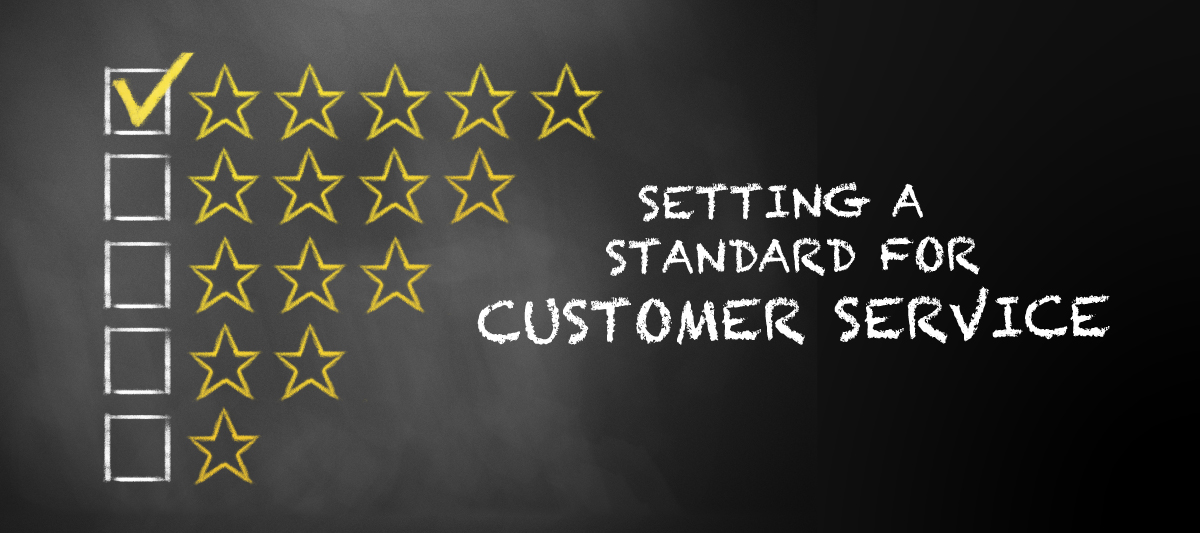 Standard For Customer Service with The Platinum Rule