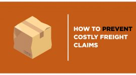 TPPDS Freight Claims Prevention Freight Claim BOL