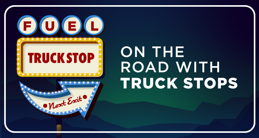 Truck Stops Truck Stop Fuel Carrier Services