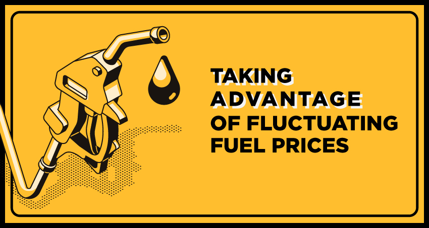 Fluctuating Fuel Prices | How to Save at Fuel Stations with Fuel Rewards Programs