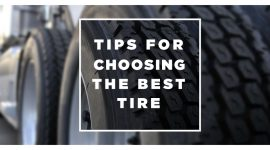 Tips for Choosing the Best Tire for Carriers
