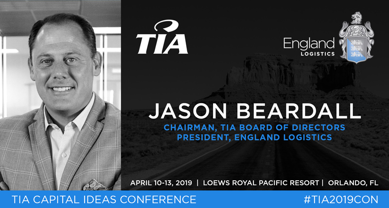2019 TIA Capital Ideas Conference Jason Beardall England Logistics