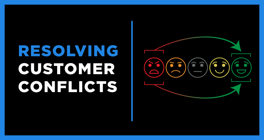 Resolving Customer Conflict | Resolve Conflict | Seeing other point of view