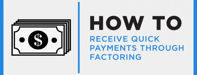 Factoring payments