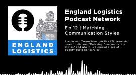 England Logistics Podcast Network Episode 12 Matching Communication Styles