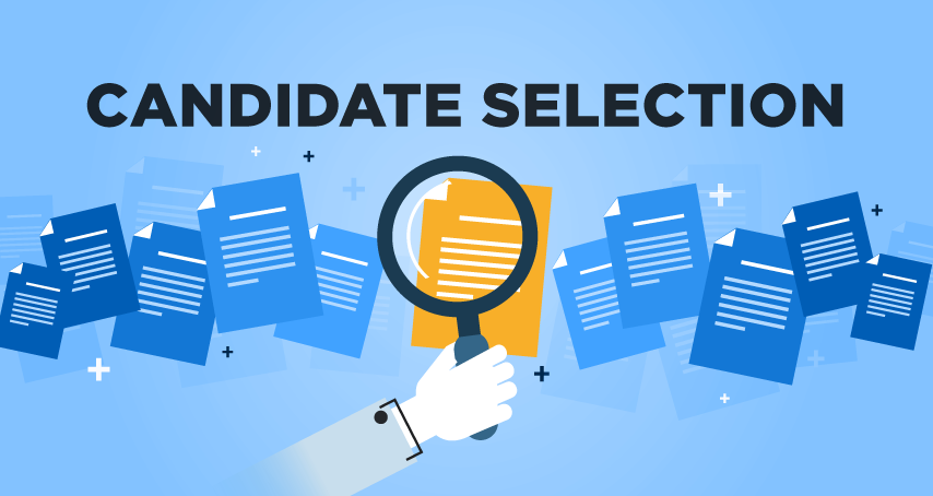 Candidate Selection | Hiring Tips | Initial Interview, Live React, Reference Checks | Selection Process