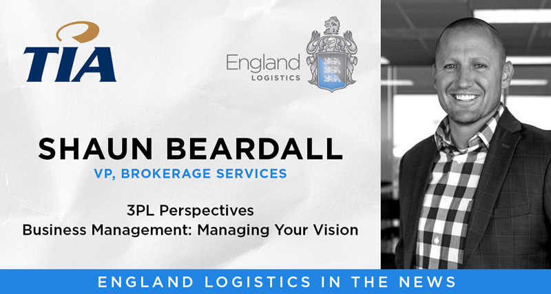 shaun beardall in the news 3pl perspectives managing your vision