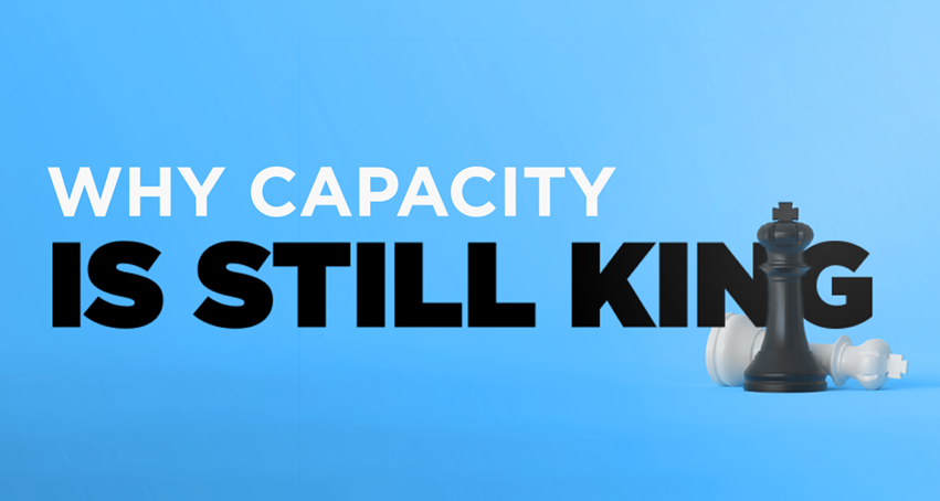 Carrier Capacity is Still King in Transportation
