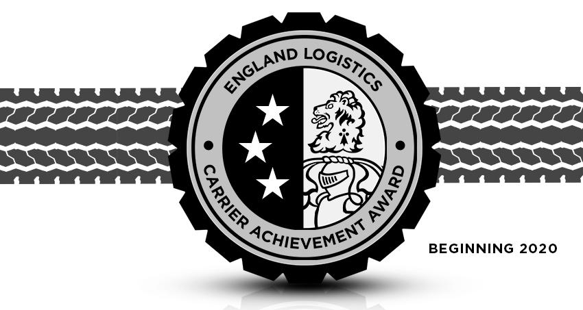 England Logistics Carrier Achievement Awards