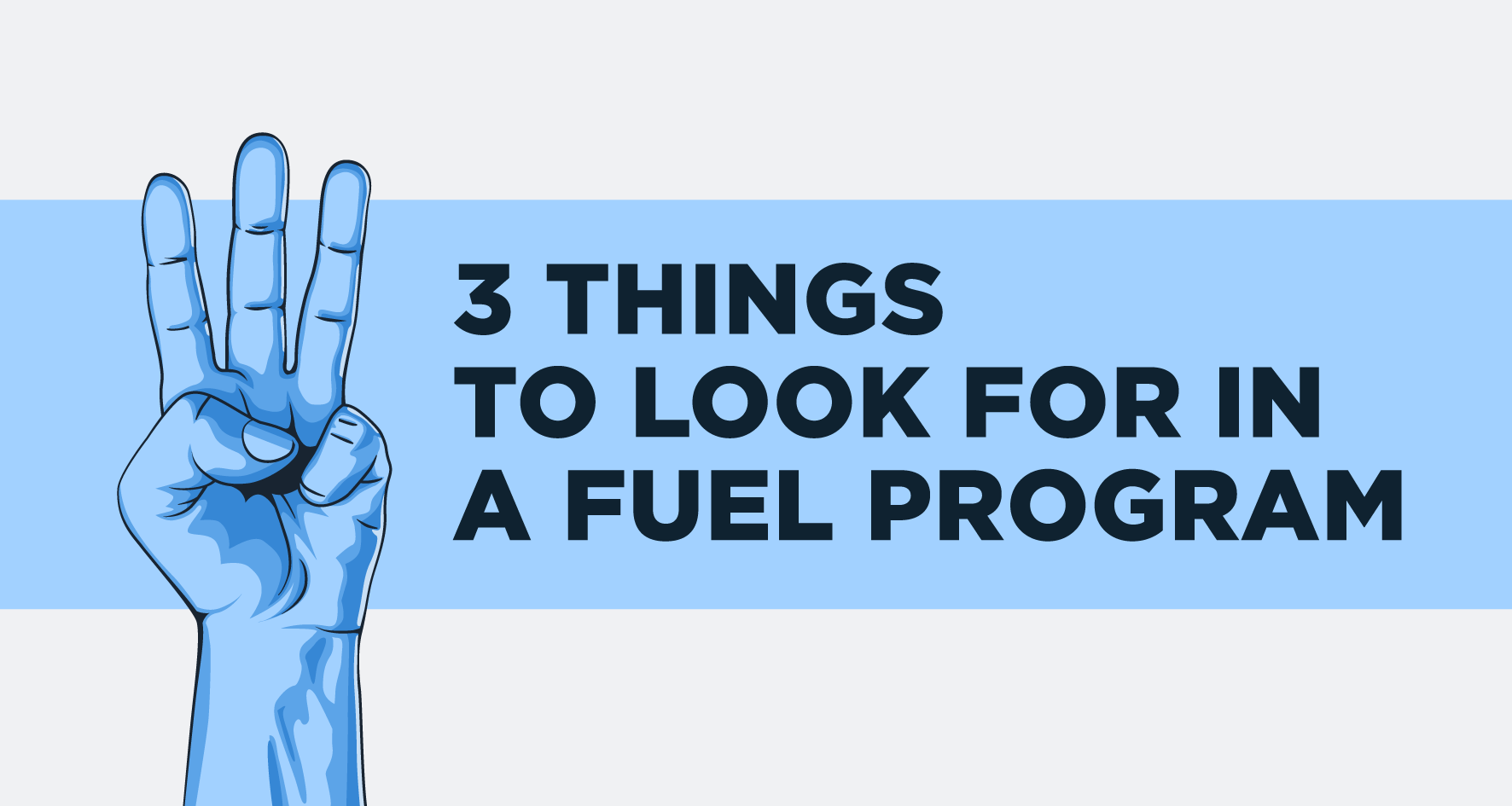 3 Things to Look for in a Fuel Program