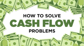 How to solve cash flow problems using factoring