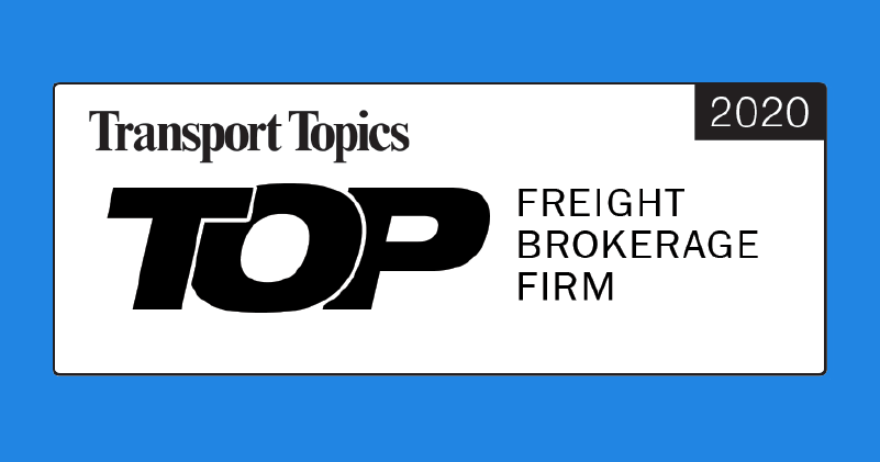 Transport Topics Top Freight Brokerage Firm