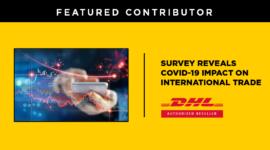 Survey Reveals COVID-19 Impact on International Trade