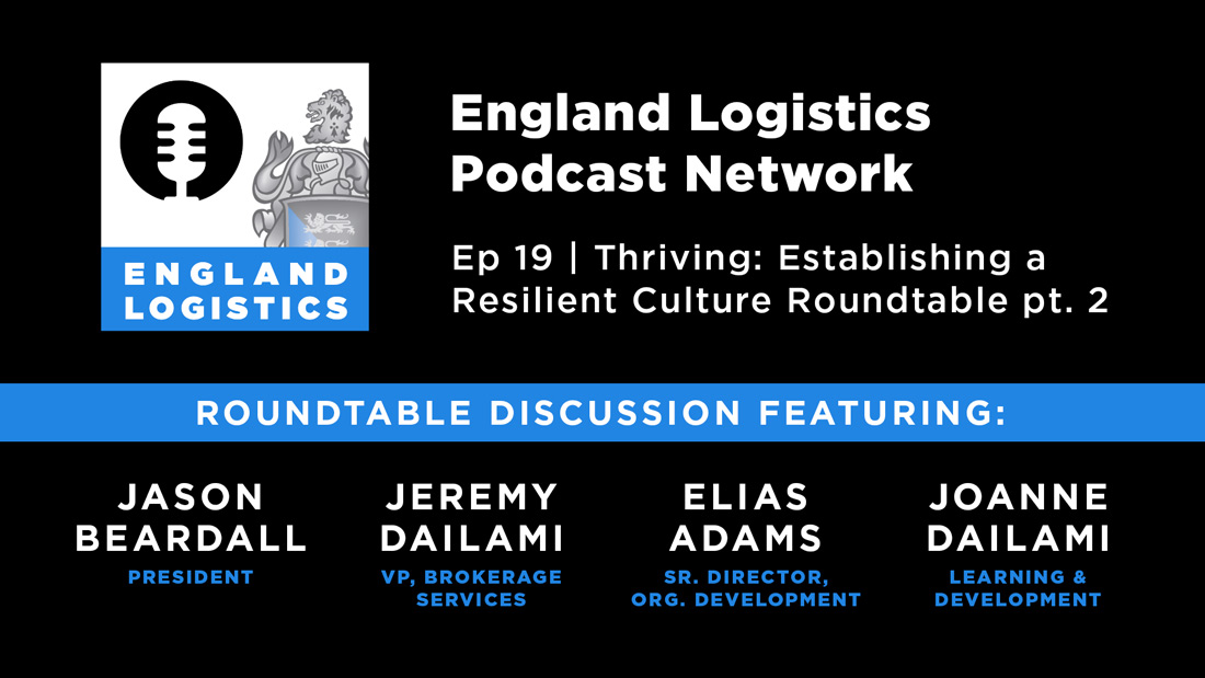 Podcast Network Thriving Establishing a Resilient Culture | Leader Impact on Company Culture