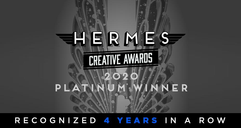 2020 Hermes Award England Logistics