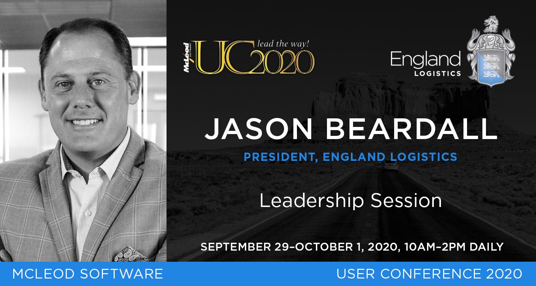 Jason Beardall McLeod UC2020