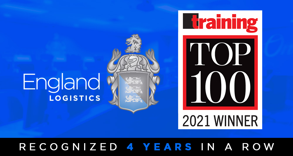 England Logistics Top 100