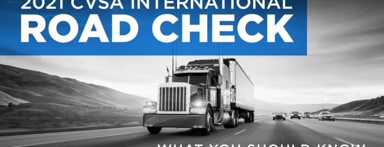 2021 International Road Check