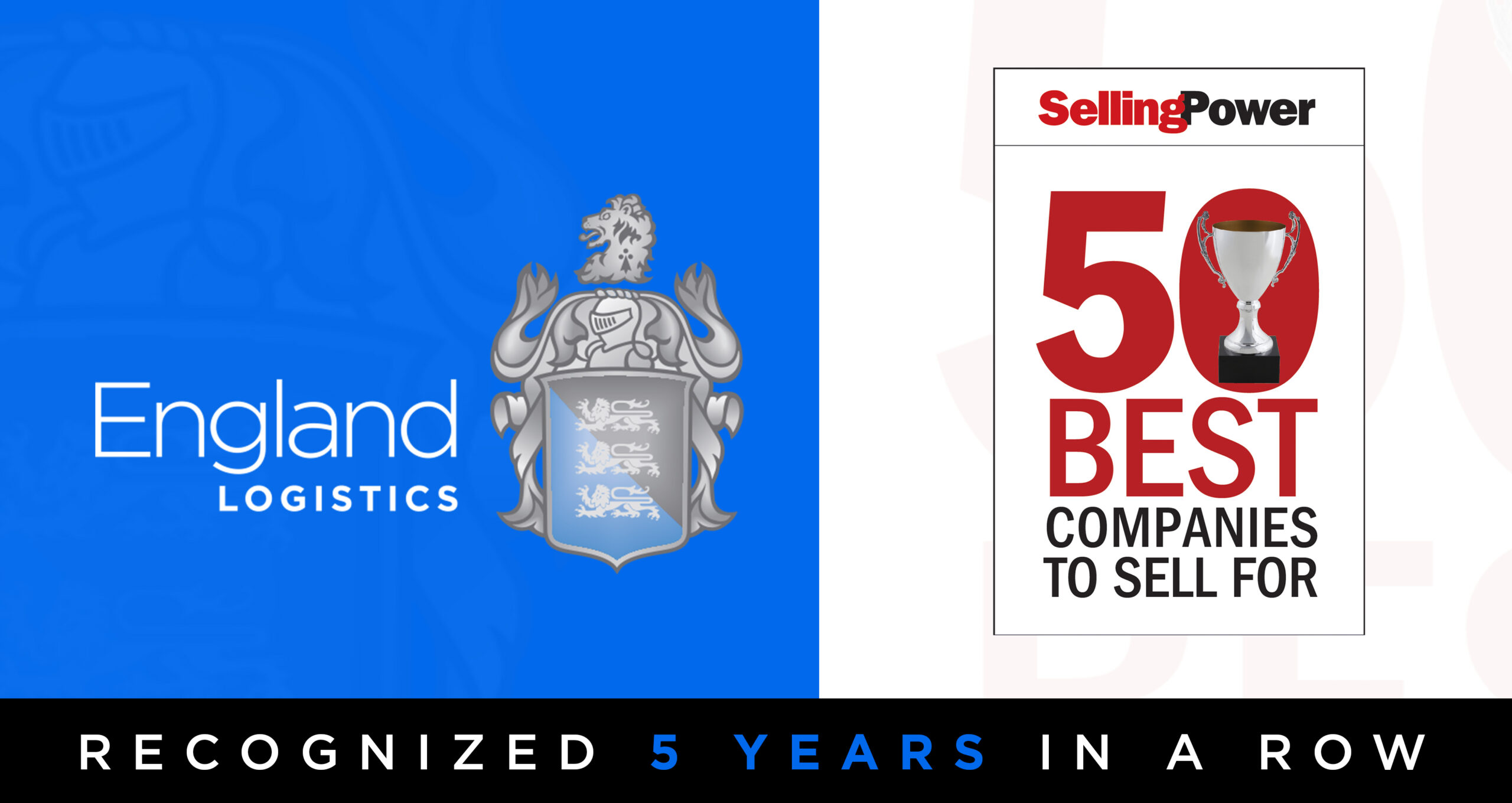 selling power 50 best companies to sell for header recognized 5 years in a row
